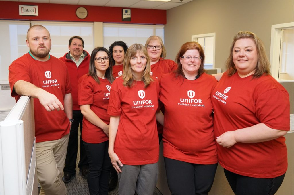 Proudly Unifor